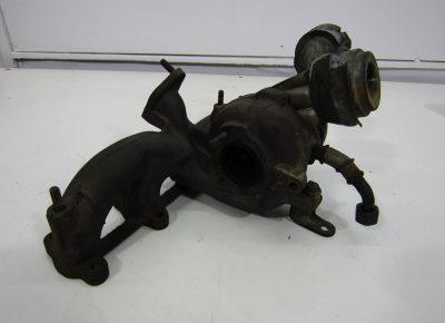 ARL motorokhoz turbófeltöltő