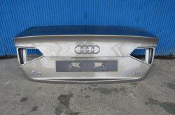 Audi A4 8K csomagtér ajtó 2008-12 évjáratokhoz.